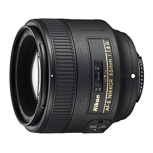 Nikon Af-S Nikkor 85Mm F/1.8G, Jaa341Da