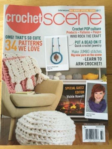 Amazon.com: crochet scene magazine interweave big bonus ...