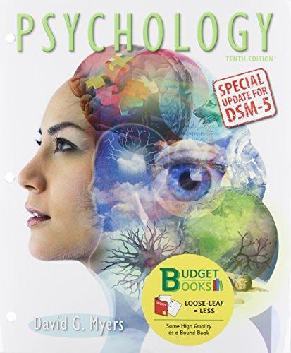 Psychology,Dsm 5 Update (Looseleaf)