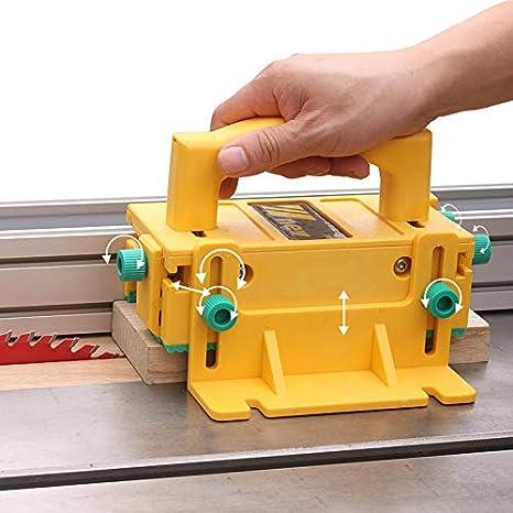 3D Pulsador De Seguridad Herramienta De Carpintería Mesa Vertical ...