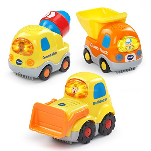 VTech Go! Go! Smart Wheels Construction