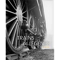 Coffret Trains de légende: Trains de luxe et de prestige - Trains d'exception