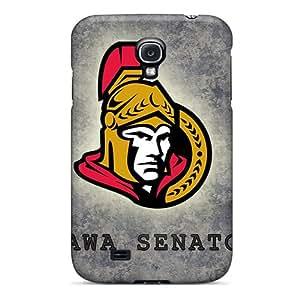 Case Cover Protector For Galaxy S4 Ottawa Senators Case