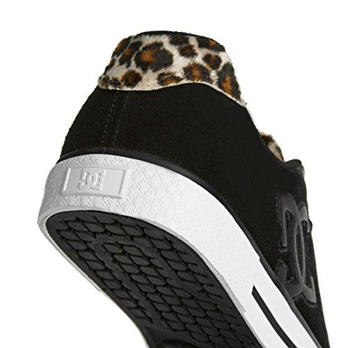 DC Damen Chelsea Se J Shoe Sneakers Schwarz