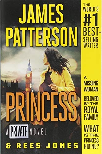 Book cover from Princess: A Private Novel by James Patterson