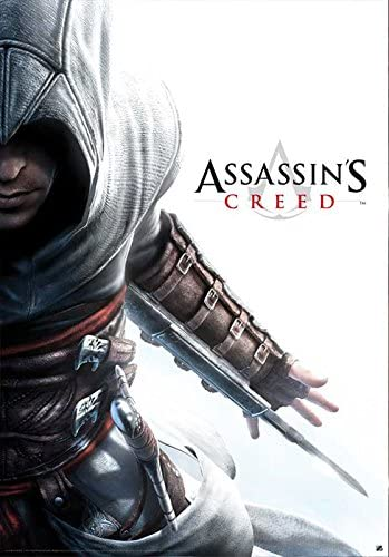 ASSASSINS CREED ALTAIR poster 98x68cm