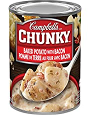 Campbell's Chunky Soup, Baked Potato with Bacon, 540 mL