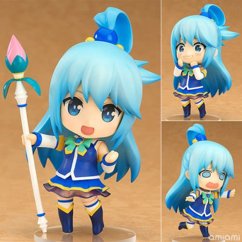 Alice The Goon Costume (Ggtop Nendoroid 630 KonoSuba Aqua Anime PVC Figure New In Box)