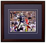 New York Giants David Tyree Makes The Helemt Catch During Super Bowl 42. Framed 8x10 Photo Picture.
