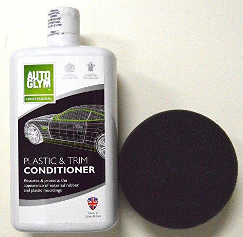 Autoglym Plastic & Trim Conditioner 1 Liter w/Free Sponge ()