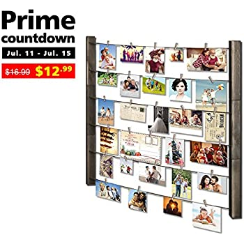 Amazon.com - Love-KANKEI Wall Hanging Picture Photo Frames 26 by 29 ...