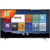 """Smart TV 40"""" HD, TCL L40S4900FS, Preta"""
