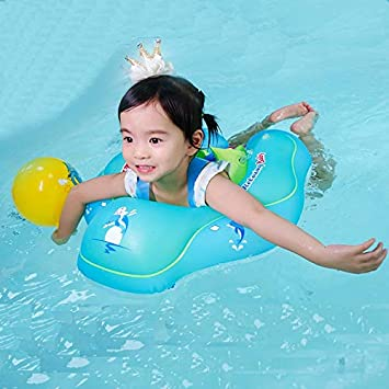 Amazon.com: LESOVI Flotador de natación para bebé, flotador ...
