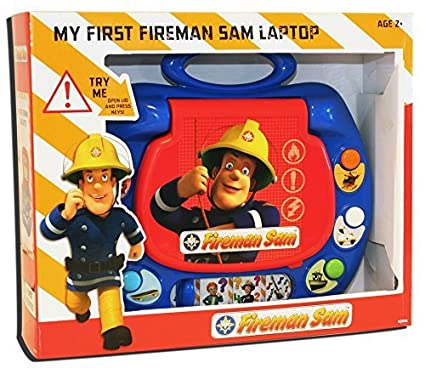 Amazon.com: Fireman Sam s0898 portátil a través de KD ...