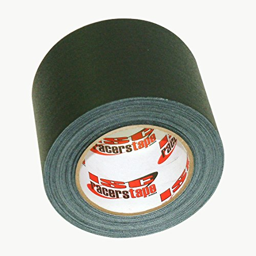 ISC Racers Tape DULL-FINISH/BLK260 ISC Dull-Finish Racer's Tape: 2