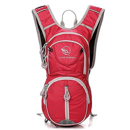 Diamond Candy Junior Kinderrucksack Schulrucksack Freizeit Ultraleichte Wasserdichte Outdoor Wanderrucksäcke Radfahren Reiten Reisetaschen,45 x 20 x 15 cm, 15 Liter