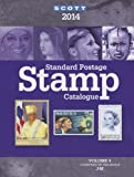 2014 Scott Standard Postage Stamp Catalogue Vol. 4, Charles Snee, 0894874829