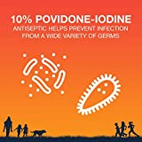 Betadine First Aid Solution 8 Ounces Povidone