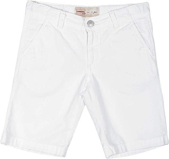 Short per Bambino e Bambina Tinta Unita Carrera Jeans