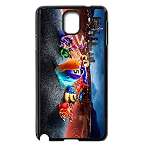 Samsung Galaxy Note 3 Cell Phone Case Black turbo Movie Dreamworks