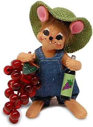 Annalee – 5in Vineyard Mouse