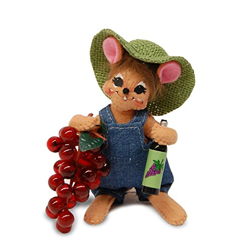 Annalee - 5in Vineyard Mouse