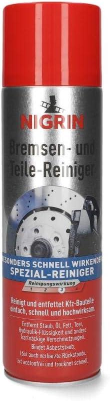 NIGRIN 74057 Bremsen & Teilereiniger 500 ml: Amazon.de: Auto - Nigrin Felgenreiniger