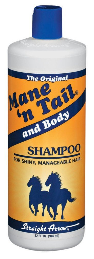 Mane N Tail Shampoo For Horses 32 Ounce (2 Pack) by Mane 'n Tail