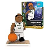 OYO Sports NBA Minifigure Milwaukee Bucks Giannis Antetokounmpo