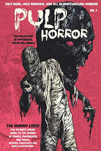 Pulp Horror issue 7 (Volume 1)