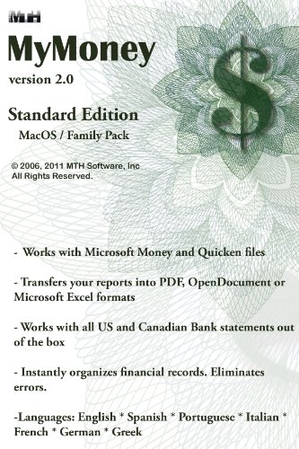 MyMoney 2.0 Standard for Mac - Family Pack [Download]