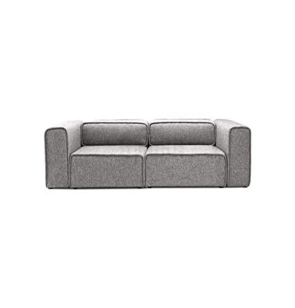 Amazon.com: Modern 2 Seater Modular Sofa - Björn: Kitchen & Dining