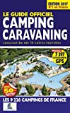 Le Guide officiel Camping Caravaning 2017