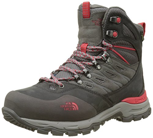 Trek The GTX Face Dark Women's North Hiking W Grey Gull Red Rise Hedgehog Melon Grey Boots High Qdk 11rXqS