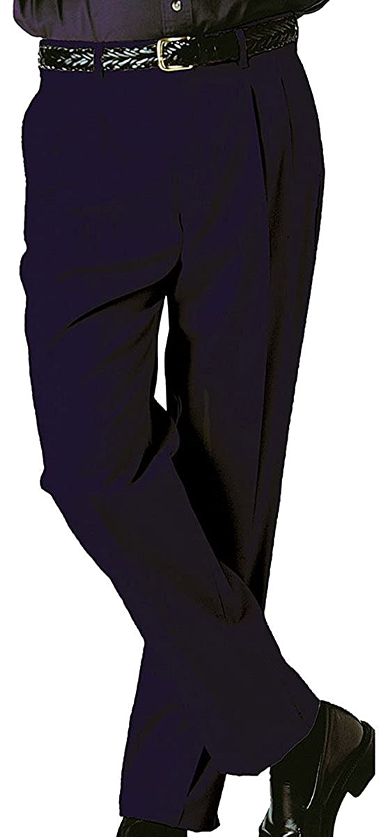 fccb7e7211a Edwards MEN S BUSINESS CASUAL PLEATED PANT at Amazon Men s Clothing store