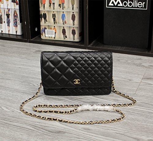 chanel classic bag - 3