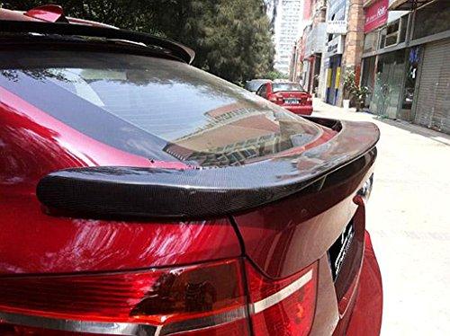 Carbon Fiber Rear Hamann Trunk Spoiler For BMW X6 E71 2008-2013 ()