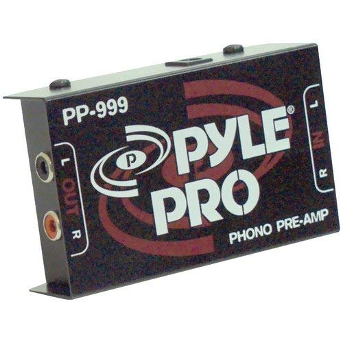 Pyle Pro Pp999 Phono Turntable Preamp by Pyle