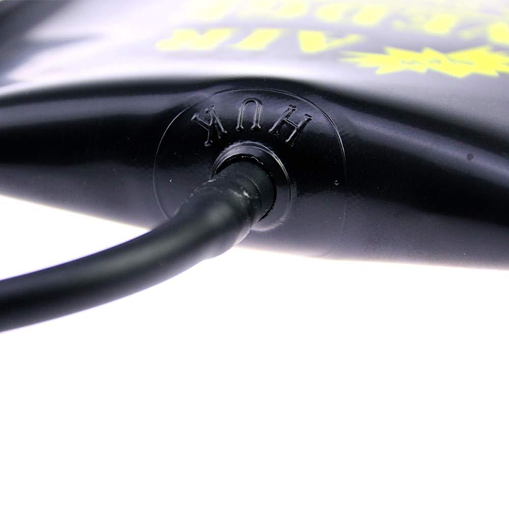 grande, HUK Loboo Idea Air Wedge Pump Up Clamp quadrato e rettangolo Pompa ad aria Wedge Up Tool Strumento di allineamento Gonfiabile Spessore ammortizzato Potente