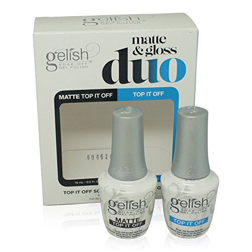 Gelish Top It off Duo Matte by Gelish