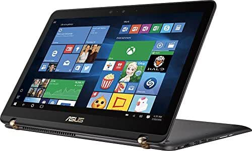 Asus Q534UX 2-in-1 15.6-Inches 4K Ultra HD Touch-Screen Laptop with Intel Skylake Core i7-6500U 24GB Ram Upgrade 2TB HDD + 1TB SSD Upgrade NVIDIA GTX 950M Thunderbolt Windows 10 Home