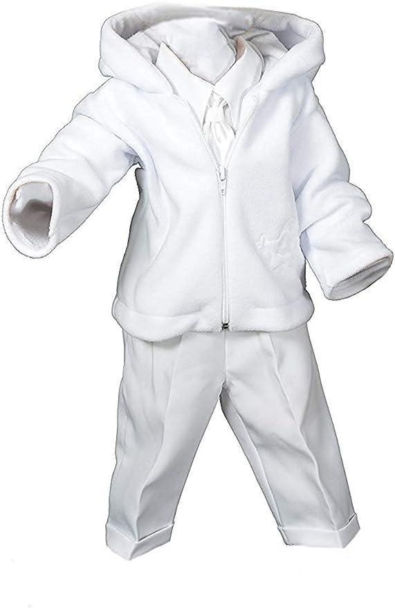 Taufanzug Baby Junge Kinder Hochzeit Anzüge Festanzug, 5tlg