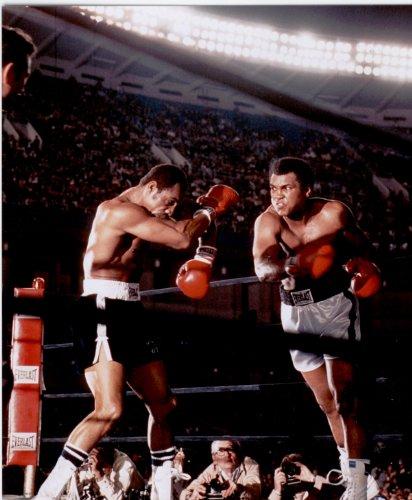 - Muhammad Ali & Ken Norton 8x10 Photo #011