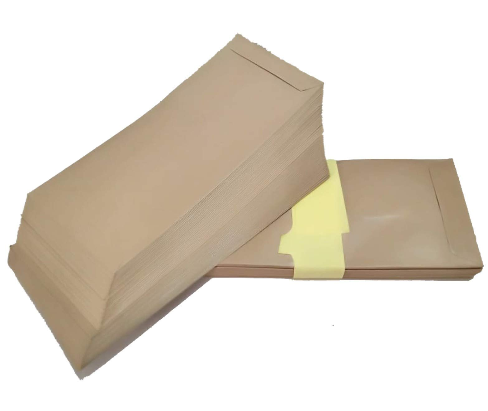 Paper envelope by Deepa's Group paper envelope for courier paper envelope for business brown color paper 10x4.5 size small size 105gsm paper weight pack of 100pcs. (B07VTPBY7H) Amazon Price History, Amazon Price Tracker