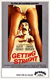 Getting Straight [VHS]