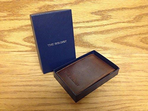 Robert Downey Jr The Soloist CAMBRIDGE LEATHER WALLET with Pen 2009 Movie Swag Bag PROMO (Swag Cambridge)