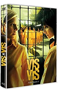 Amazon com: Vis a Vis - Temporada 1 (Region 2) [ Non-usa