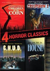 4 Horror Classics (Children of the Corn / Creepshow 2 / House / C.H.U.D.) by IMAGE ENTERTAINMENT