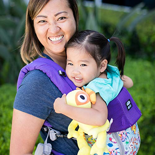 LÍLLÉbaby Complete All Seasons Six-Position 360° Ergonomic Baby and Child Carrier, World of Warcraft Cute by Deadly Murloc