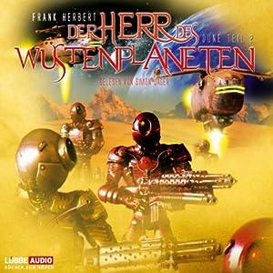 Der Herr des Wüstenplaneten (Dune 2) Audiobook